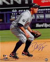 Brandon Inge Autographed Detroit Tigers 16x20 Photo #3