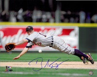 Brandon Inge Autographed Detroit Tigers 16x20 Photo #1