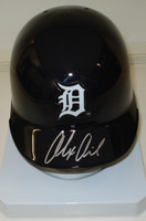 Alex Avila Autographed Detroit Tigers Mini Batting Helmet