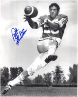 Pat Studstill Autographed Detroit Lions 8x10 Photo