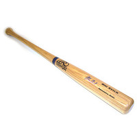 Alex Avila Autographed Big Stick Bat (Tan)