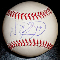 Nick Castellanos Autographed Baseball - Official Major League Ball