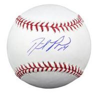 David Price Autographed Baseball - Official Major League Ball