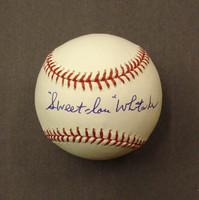 """Lou Whitaker Autographed Baseball w/ """"Sweet Lou"""""""