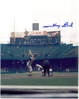 Mickey Lolich Autographed Detroit Tigers 8x10 Photo #5