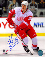 Jonathan Ericsson Autographed Detroit Red Wings 8x10 Photo #2