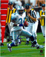 James Stewart Autographed Detroit Lions 8x10 Photo