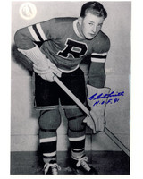 Clint Smith Autographed Philadelphia Ramblers 8x10 Photo #2