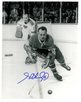 Henri Richard Autographed Montreal Canadiens 8x10 Photo