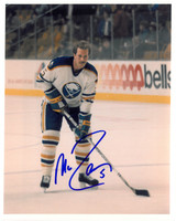 Mike Ramsey Autographed Buffalo Sabres 8x10 Photo #1