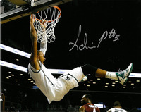 Adreian Payne Autographed Michigan State Spartans 16x20 Photo #2 - Big Dunk