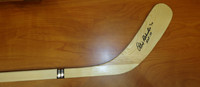 Alex Delvecchio Autographed Northland Hockey Stick