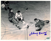 Johnny Bower Autographed Toronto Maple Leafs 8x10 Photo #11