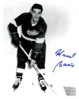 Marcel Bonin Autographed Detroit Red Wings 8x10 Photo