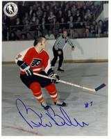 Bill Barber Autographed Philadelphia Flyers 8x10 Photo #2