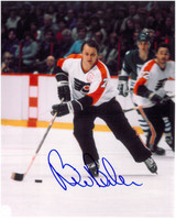 Bill Barber Autographed Philadelphia Flyers 8x10 Photo #3