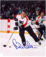 Bill Barber Autographed Philadelphia Flyers 8x10 Photo #3