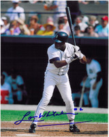 Lou Whitaker Autographed Detroit Tigers 8x10 Photo #5