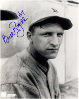 Bill Rogell Autographed Detroit Tigers 8x10 Photo
