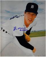 Roger Mason Autographed Detroit Tigers 8x10 Photo #2