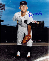 Denny McLain Autographed Detroit Tigers 8x10 Photo #2