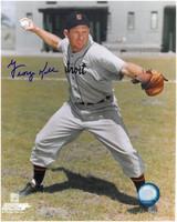 George Kell Autographed Detroit Tigers 8x10 Photo #11
