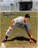 George Kell Autographed Detroit Tigers 8x10 Photo #10