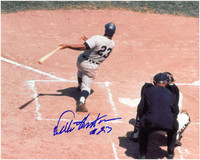Willie Horton Autographed Detroit Tigers 8x10 Photo #6