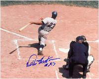 Willie Horton Autographed Detroit Tigers 8x10 Photo #6