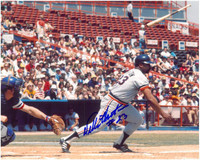 Willie Horton Autographed Detroit Tigers 8x10 Photo #5