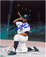 Willie Horton Autographed Detroit Tigers 8x10 Photo #3