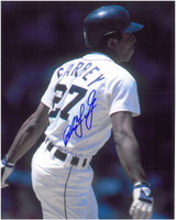 Barbaro Garbey Autographed Detroit Tigers 8x10 Photo #1