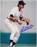 Darrell Evans Autographed Detroit Tigers 8x10 Photo #4