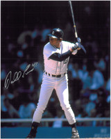 Darrell Evans Autographed Detroit Tigers 8x10 Photo #3