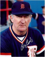 Roger Craig Autographed Detroit Tigers 8x10 Photo #1
