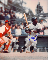 Gates Brown Autographed Detroit Tigers 8x10 Photo #2