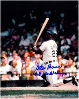 Gates Brown Autographed Detroit Tigers 8x10 Photo #1