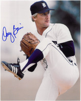 Doug Bair Autographed Detroit Tigers 8x10 Photo #3