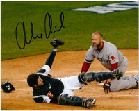Alex Avila Autographed Detroit Tigers 8x10 Photo #10 - He's OUT!
