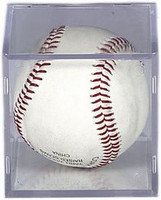 Baseball Cube Display Case by Ballqube