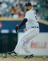 Joel Zumaya Autographed Detroit Tigers 16x20 Photo