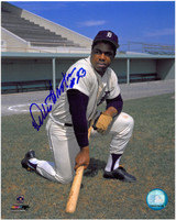 Willie Horton Autographed Detroit Tigers 8x10 Photo #1
