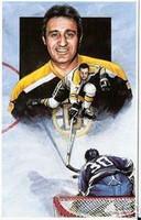 Phil Esposito Legends of Hockey Card #7