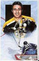 Phil Esposito Legends of Hockey Card #7