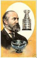 Lord Stanley of Preston Legends of Hockey Card #18