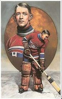 Georges Vezina Legends of Hockey Card #26