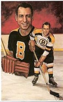 Milt Schmidt Legends of Hockey Card #40