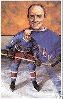 "Ivan ""Ching"" Johnson Legends of Hockey Card #41"