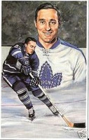 Frank Mahovlich Legends of Hockey Card #43
