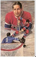 Elmer Lach Legends of Hockey Card #50